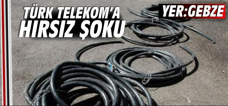 Türk Telekom'a hırsız şoku!