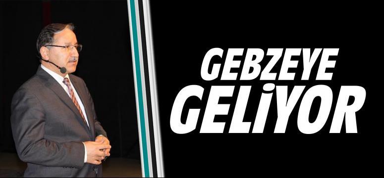 Mustafa Karataş Gebze'ye geliyor