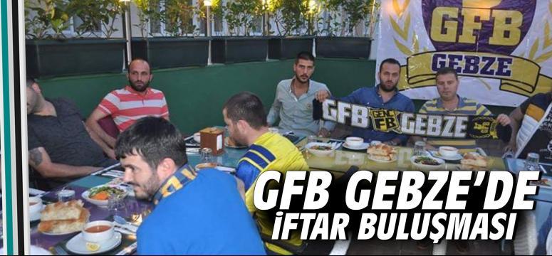 GFB Gebze'de İftar Buluşması