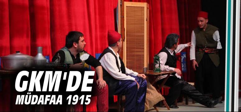 "Gebze'de ""Müdefaa 1915"""