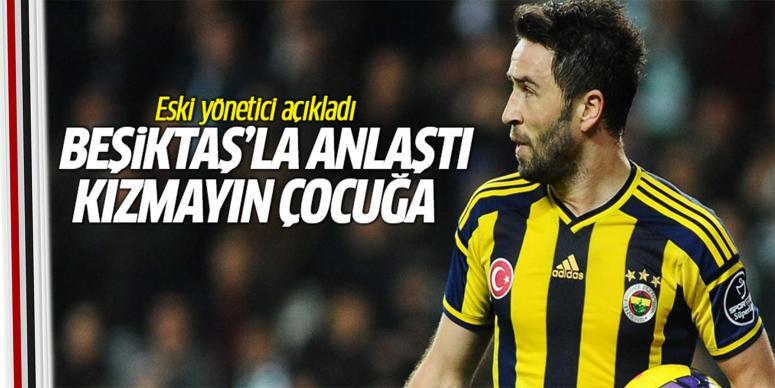 Gökhan Beşiktaş'la anlaştı