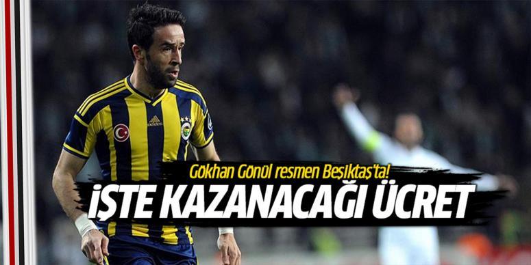 Gökhan Gönül resmen Beşiktaş'ta!