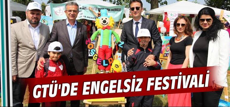 GTÜ'de engelsiz festivali
