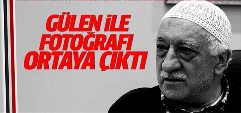 Gülen ile fotoğrafları ortaya çıktı