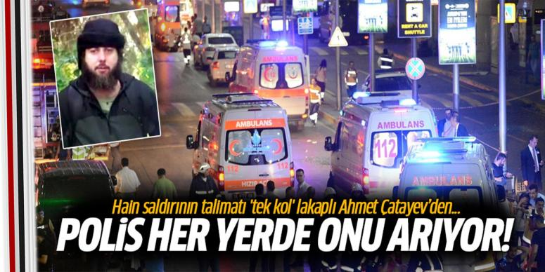 Hain saldırının talimatı Ahmet Çatayev'den!