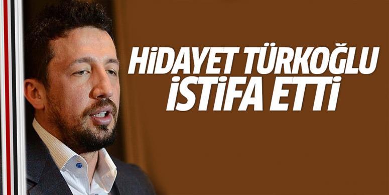 Hidayet Türkoğlu istifasını açıkladı!