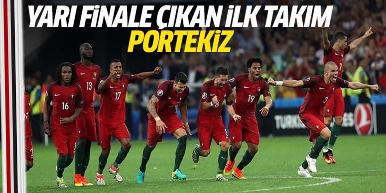İlk takım Portekiz