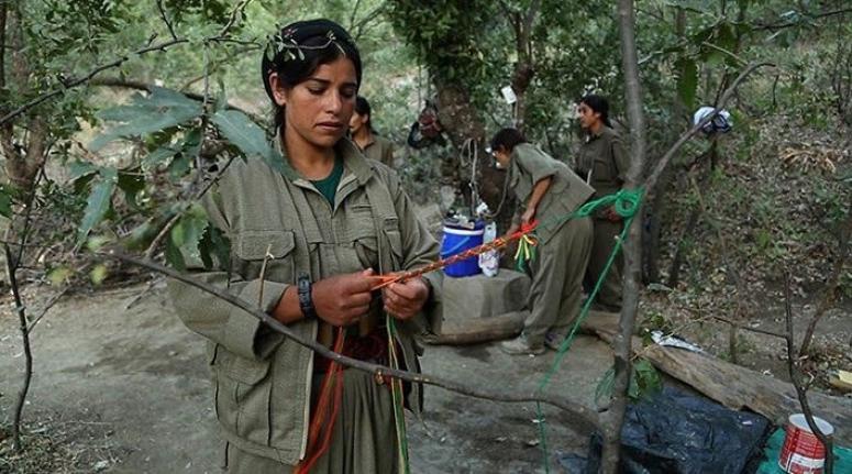 İşte PKK'nın iğrenç yüzü
