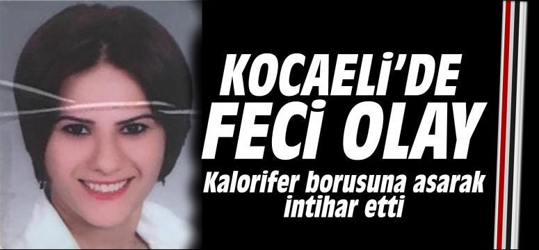 Kocaeli'de feci olay