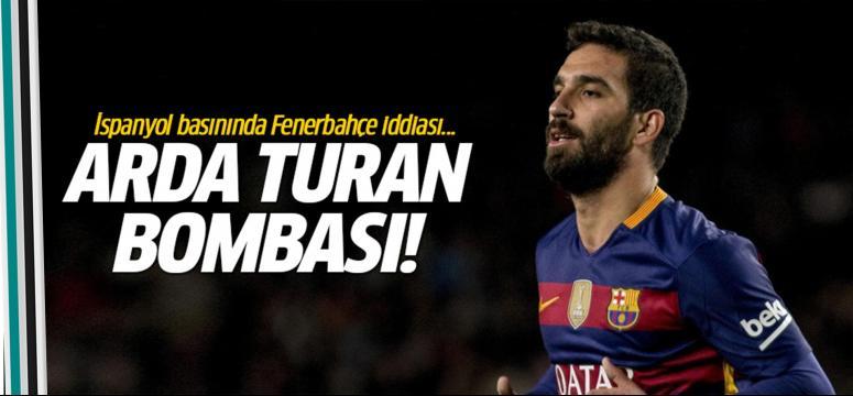 İspanyol basınında Arda Turan bombası!