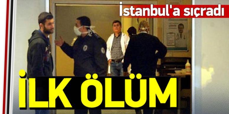 İstanbul'da domuz gribinden ilk ölüm