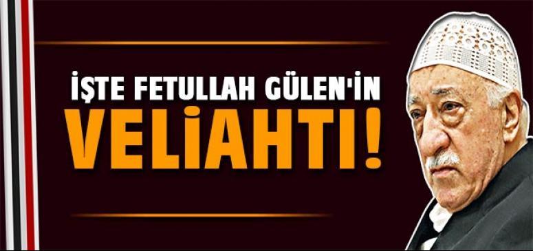 İşte Fetullah Gülen'in veliahtı!