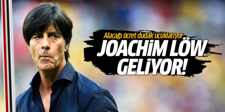 Joachim Löw'e dudak uçuklatacak ücret!