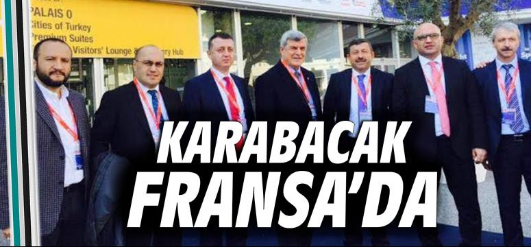 Karabacak Fransa'da