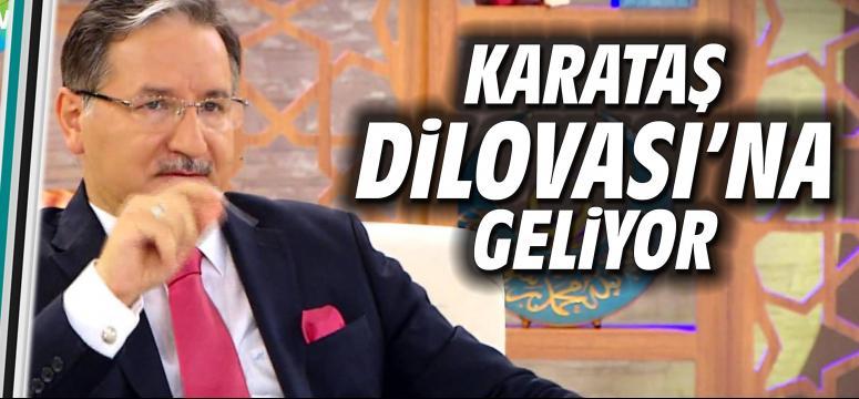 Mustafa Karataş Dilovası'na geliyor