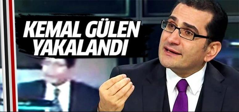 Kemal Gülen yakalandı