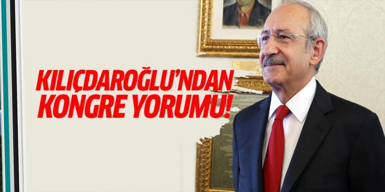 Kılıçdaroğlu'ndan kongre kararı yorumu