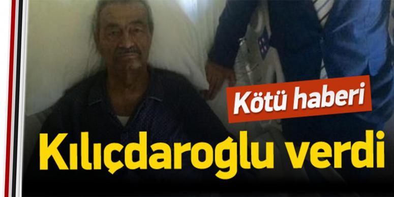 Kötü haberi Kılıçdaroğlu verdi