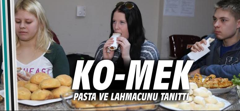 Finlandiyalılar lahmacunu çok sevdi