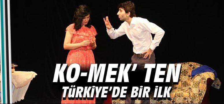 KO-MEK' ten Türkiye'de bir ilk