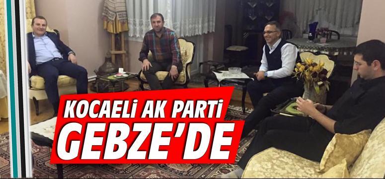 Kocaeli Ak Parti Gebze'de