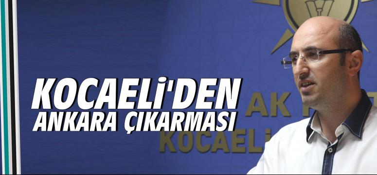 Kocaeli'den Ankara çıkarması