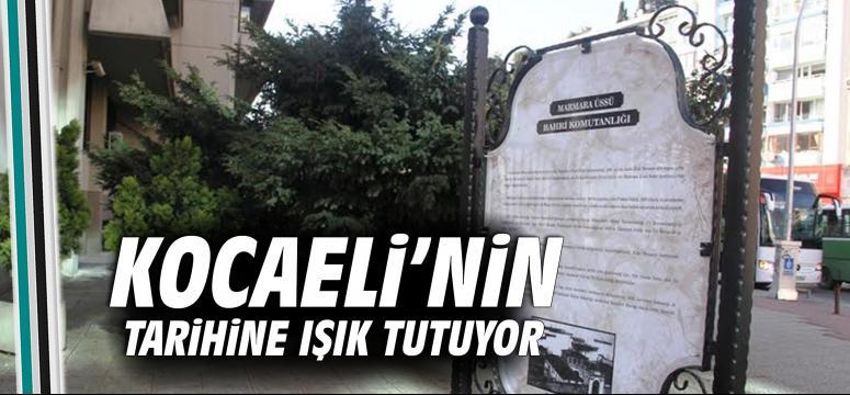 Büyükşehir, Kocaeli'nin tarihine ışık tutuyor