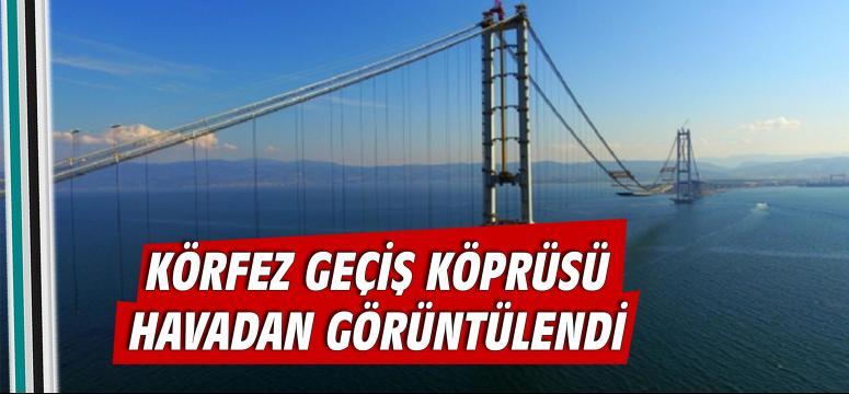 Körfez Geçiş Köprüsü'nde Yeni Silüet