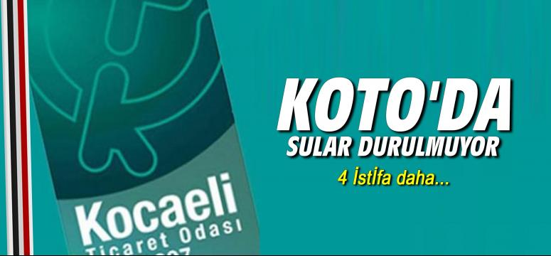 KOTO'da Sular Durulmuyor