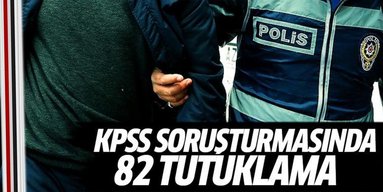 KPSS'de usulsüzlük soruşturmasında flaş gelişme