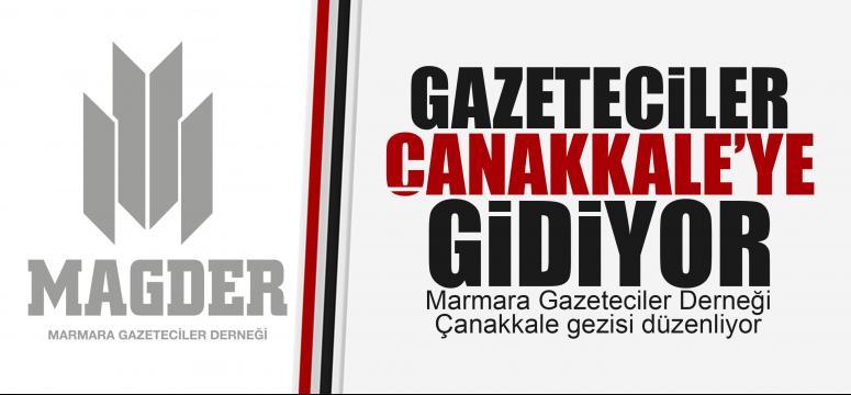 MAGDER Çanakkale'ye gidiyor