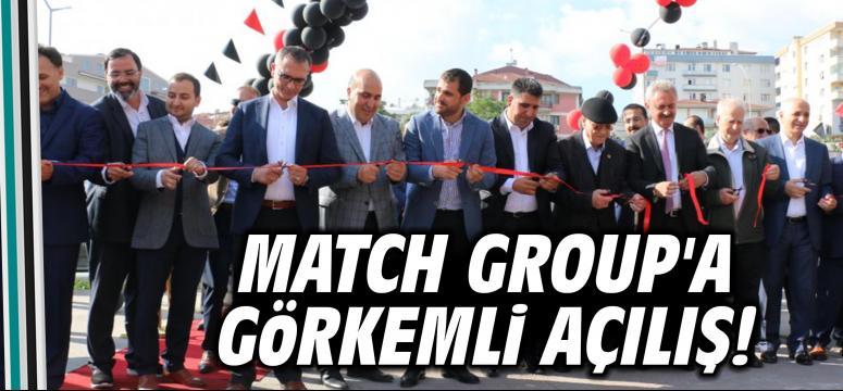 Match Group'a görkemli açılış!