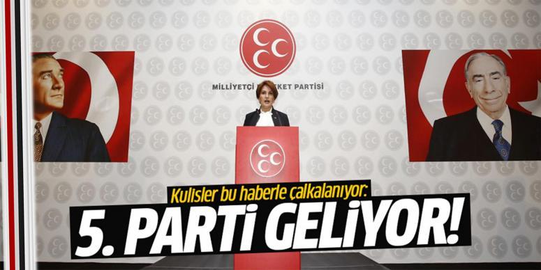 Meral Akşener parti kuruyor