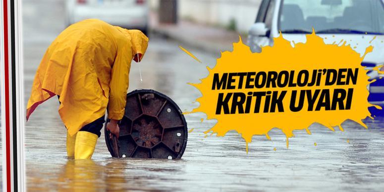Meteoroloji'den pazar uyarısı: Aman dikkat!