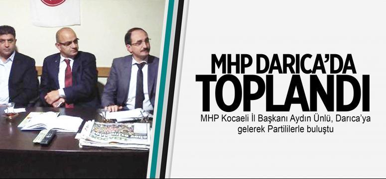 MHP Darıca'da toplandı