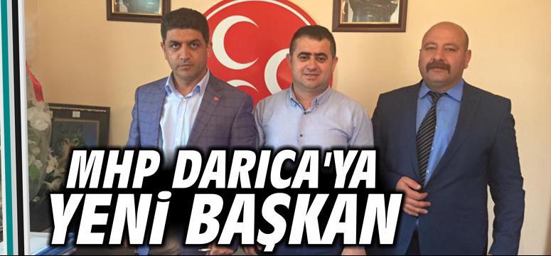 MHP Darıca'ya yeni başkan