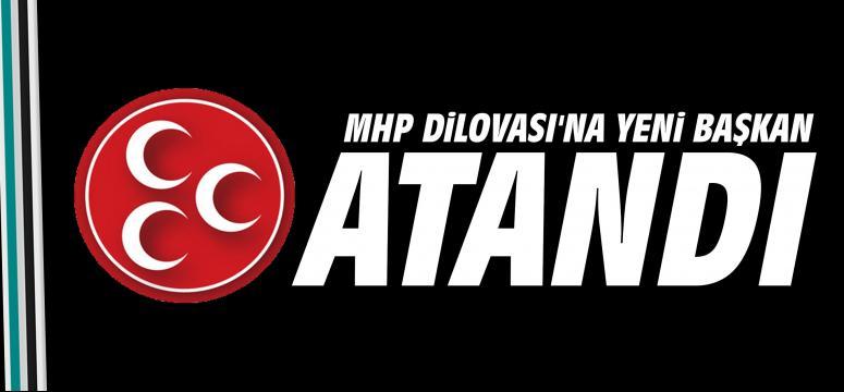 MHP Dilovası'na Yeni Başkan Atandı