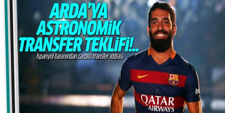Arda Turan ismi transfer haberlerinden düşmüyor!