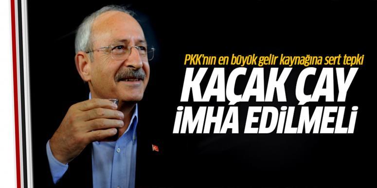 PKK'nın en büyük gelir kaynağına tepki!