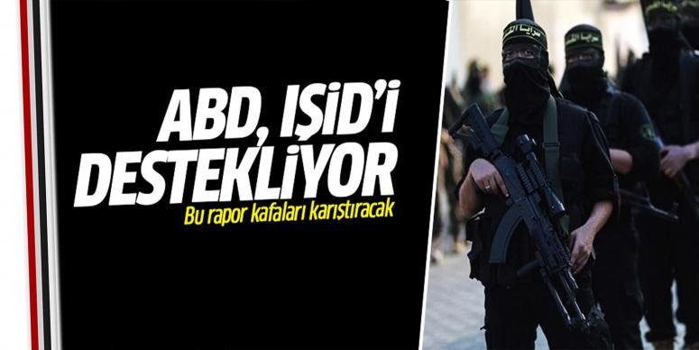 ABD, IŞİD'ı destekliyor