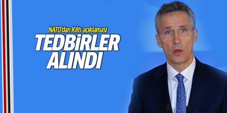 NATO'dan kritik Kilis açıklaması!