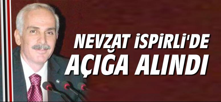Nevzat İspirli'de Açığa Alındı