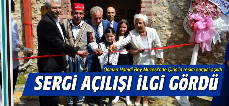Osman Hamdi Bey'de sergi