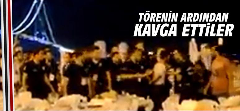Osmangazi Köprüsü açıldı kavga başladı