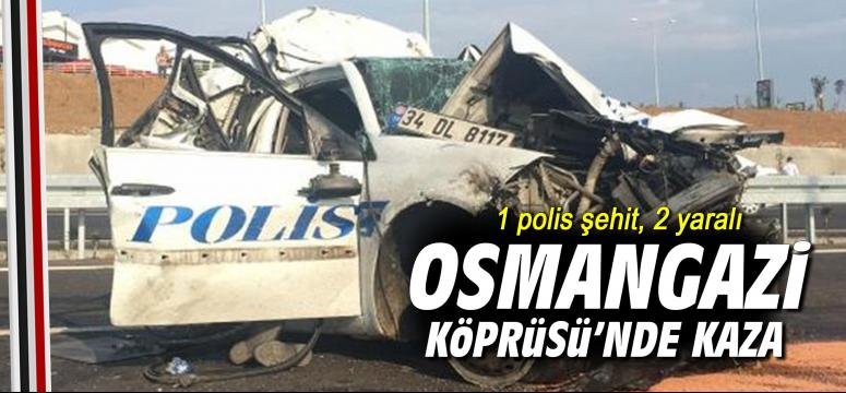 Osmangazi Köprüsü'nde İlk Ölümlü Kaza