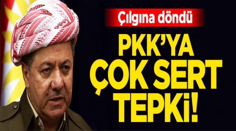 Kuzey Irak'tan PKK'ye çok sert tepki!