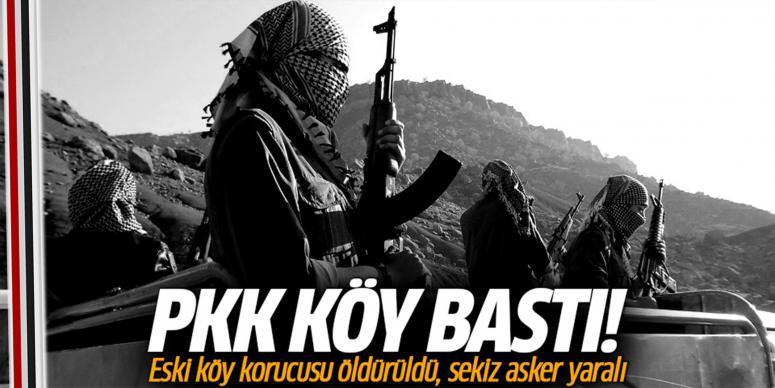 PKK köy bastı!