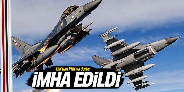 PKK'ya çok ağır darbe!