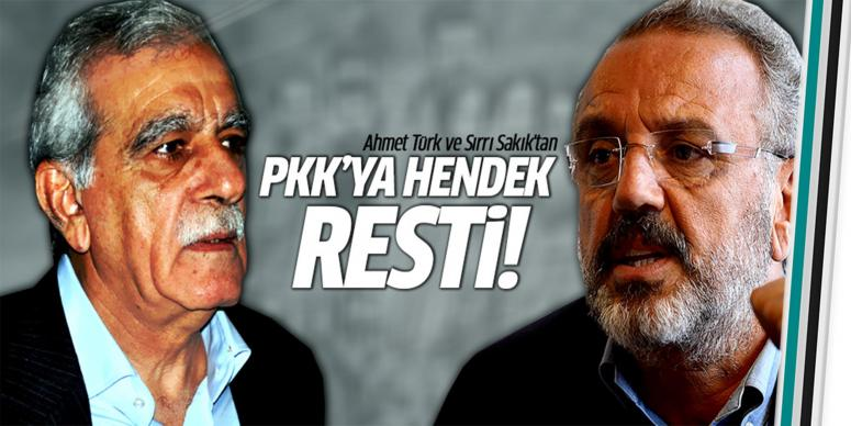 PKK'ya Hendek resti