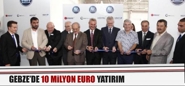 Alman Aks Üreticisi Bpw, Gebze Osb'de 10 Milyon Euro Yatırımla Fabrika Kurdu